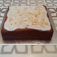 Rachel Allen's Coconut and Lime Cake