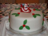 Christmas Cake 2012