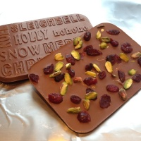 Festive Chocolate Bark