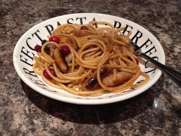 Christmassy Pasta