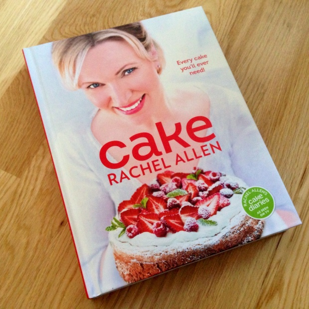 Rachel Allen's Cake book