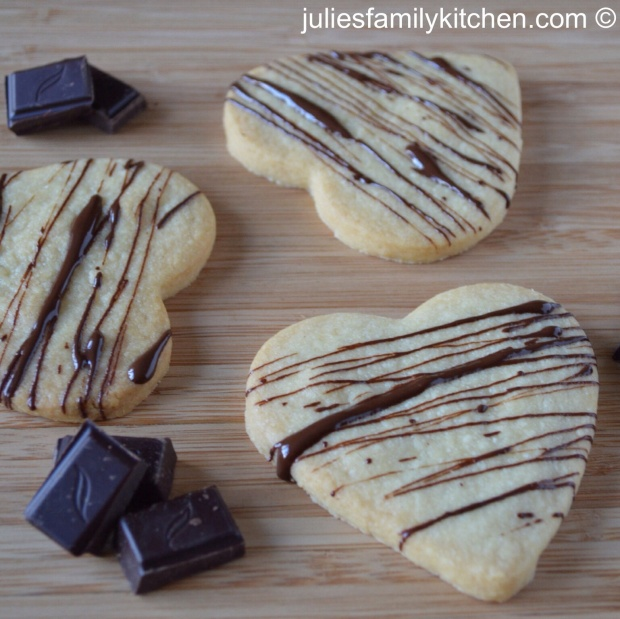 chocolate shortbread Julie's Family Kitchen