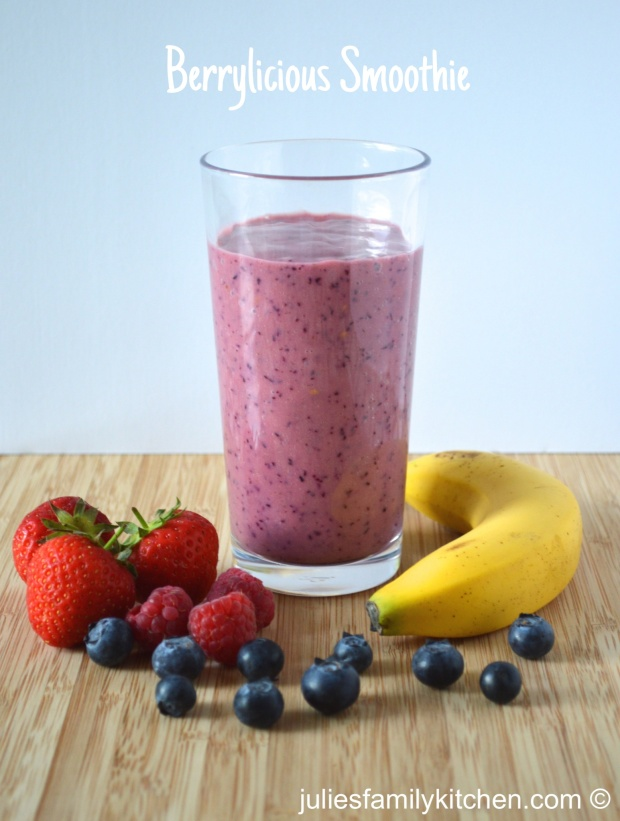 Berrylicious Smoothie