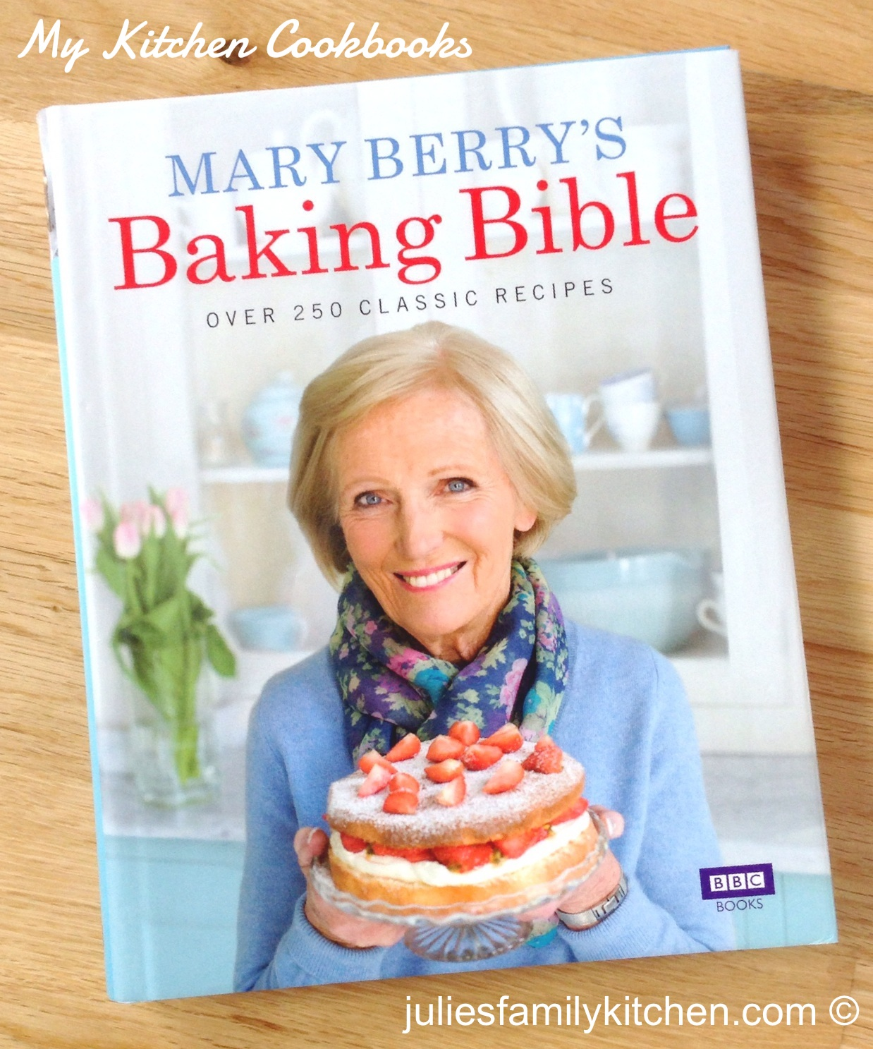 Mary Berry Cake Baking Book