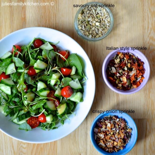 Salad sprinkles
