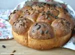 Golden Multiseed Crown Loaf