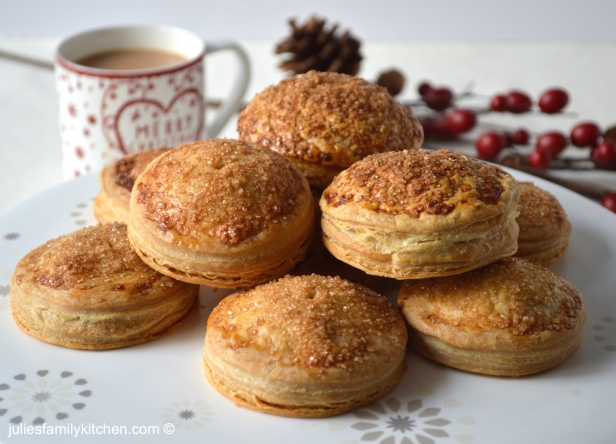 Puff Pastry Mince Pies