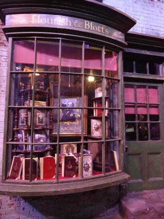 Harry Potter studios