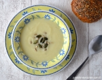 Celeriac Soup Julie's Family Kitchen