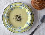 Celeriac Soup Julie's Family Kitchen