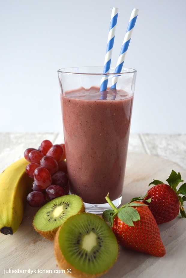 Sunshine Fruit Smoothie